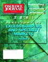 Insurance Journal West 2001-07-16