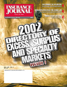 Insurance Journal West January 28, 2002