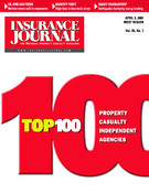 Insurance Journal West April 9, 2007
