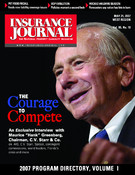 Insurance Journal West May 21, 2007