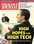 Insurance Journal West October 17, 2011