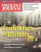 Insurance Journal West November 21, 2011