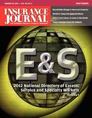 Insurance Journal West January 23, 2012