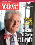 Insurance Journal West October 8, 2012