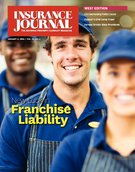 Insurance Journal West January 11, 2016