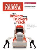 Insurance Journal West September 18, 2017
