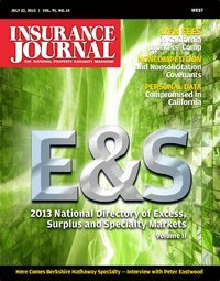 Excess, Surplus & Specialty Markets Directory, Volume II