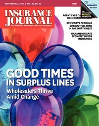 Surplus Lines: State of the Market / NAPSLO Issue; Lloyd's Syndicate Spotlight; Quarterly Employee Benefits Brokerage Report; Bonus: The Florida Issue (Special Supplement)