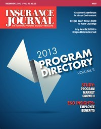 Program Directory, Volume II; Quarterly Employee Benefits Brokerage Report