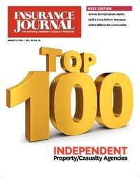 Top 100 Retail Agencies; Homeowners & Condos; Autos