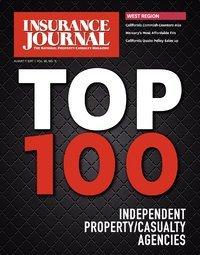 Top 100 P/C Agencies; Recreation & Leisure; Homeowners & Condos