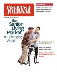 Top Personal Lines Retail Agencies; Contractors & Builders; Assisted Living / Long Term Care