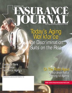Insurance Journal South Central November 6, 2000