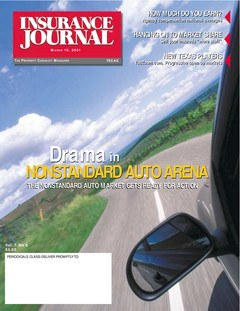 Insurance Journal South Central March 19, 2001