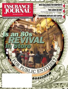 Insurance Journal South Central November 19, 2001