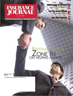 Insurance Journal South Central July 21, 2003