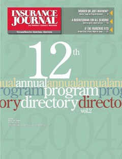 Insurance Journal South Central April 19, 2004