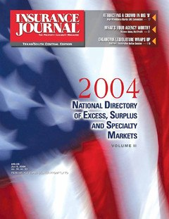Insurance Journal South Central July 5, 2004