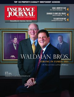 Insurance Journal South Central May 9, 2005