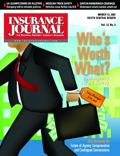 Insurance Journal South Central March 12, 2007
