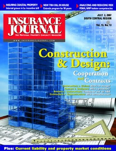 Insurance Journal South Central July 2, 2007
