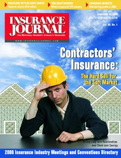 Insurance Journal South Central January 14, 2008