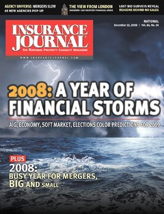 Insurance Journal South Central December 22, 2008