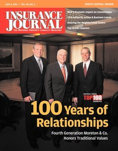 Insurance Journal South Central May 2, 2011