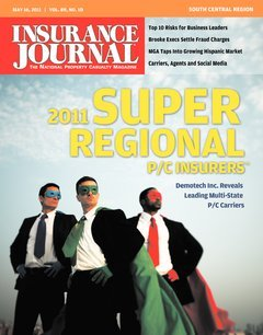Insurance Journal South Central May 16, 2011