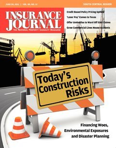 Insurance Journal South Central June 20, 2011