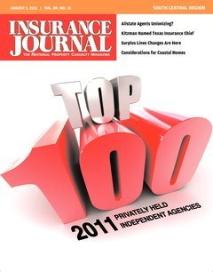 Insurance Journal South Central August 1, 2011