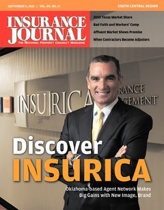 Insurance Journal South Central September 5, 2011