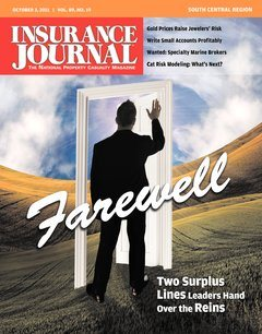 Insurance Journal South Central October 3, 2011