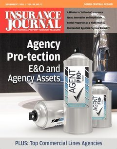 Insurance Journal South Central November 7, 2011