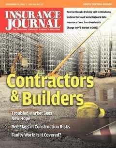 Insurance Journal South Central November 21, 2011