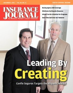 Insurance Journal South Central December 5, 2011