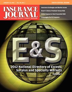 Insurance Journal South Central January 23, 2012