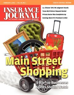 Insurance Journal South Central February 6, 2012