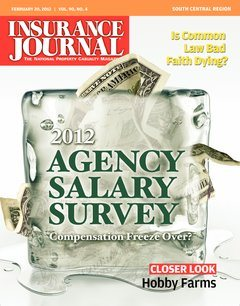 Insurance Journal South Central February 20, 2012