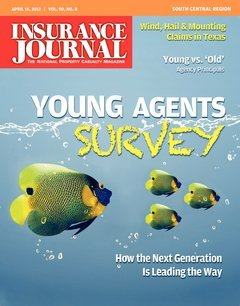 Big &quot;I&quot; Issue with Young Agents Survey; Medical Professional Liability; Business Interruption / Business Income; Bonus: Education &amp; Training Directory