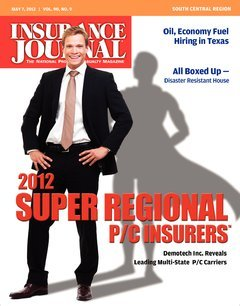 Insurance Journal South Central May 7, 2012