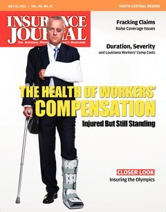Insurance Journal South Central May 21, 2012