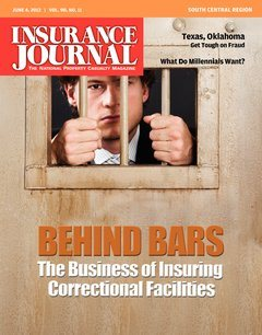 Insurance Journal South Central June 4, 2012