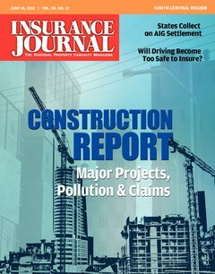 Insurance Journal South Central June 18, 2012