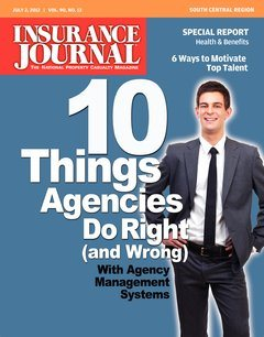 Insurance Journal South Central July 2, 2012