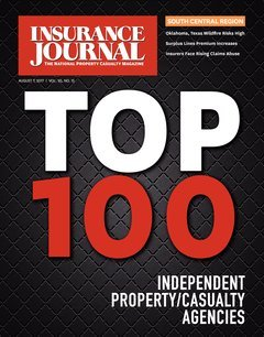 Insurance Journal South Central August 7, 2017