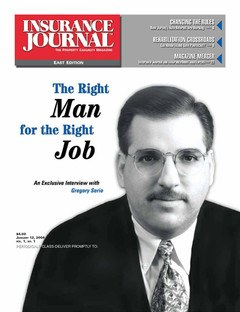 Insurance Journal East January 12, 2004