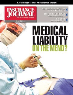 Insurance Journal East October 25, 2004