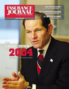 Insurance Journal East December 20, 2004