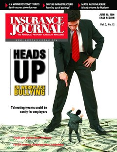Insurance Journal East June 19, 2006
